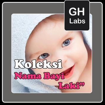 Koleksi Nama Bayi Laki Laki poster