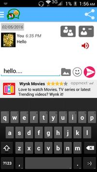 Live Chat apk screenshot