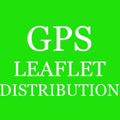 GPS Leaflet Distribution 2.0 icon