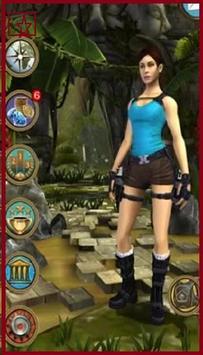 New Guide Lara Croft Relic Run poster