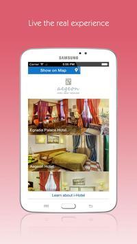 Aegeon Hotels Group apk screenshot