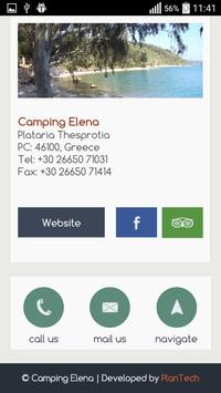 Camping Elena apk screenshot