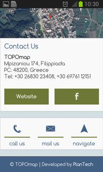 TOPOmap apk screenshot