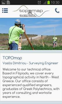 TOPOmap poster