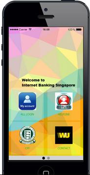 SG Banks Info (Singapore) poster