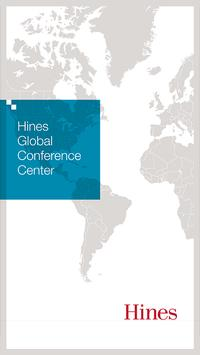 Hines Global Conferences poster