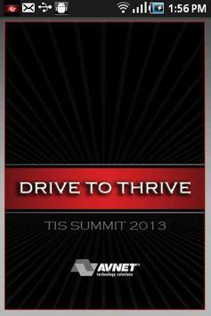 TIS Summit poster