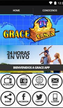 Grace TV Radio USA poster