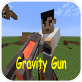 Gravity Gun Mod Minecraft PE icon