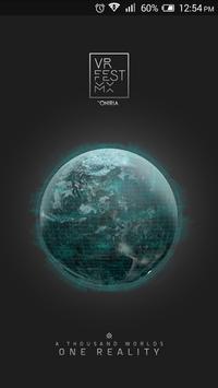 VR Fest MX poster