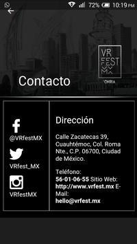 VR Fest MX apk screenshot