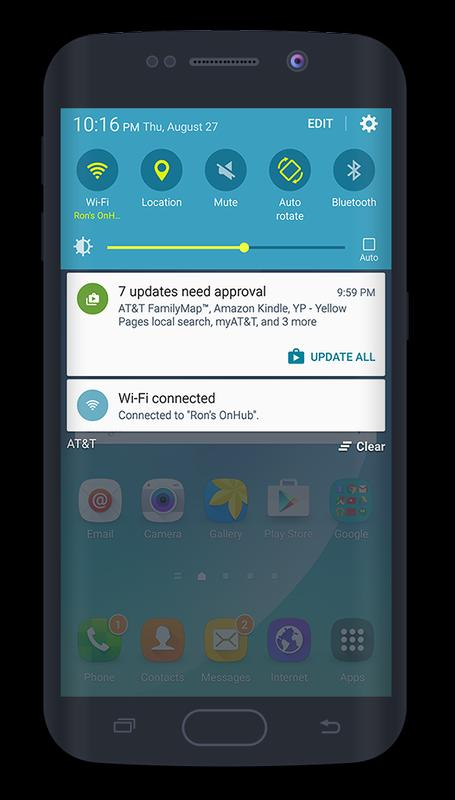 cm14 cm13 cm12 galaxy s7 edge apk free personalization app for android apkpure