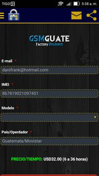 GSMGuate PRO apk screenshot