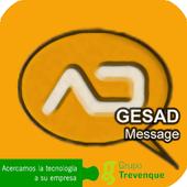 Gesad Message icon