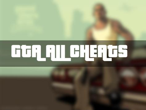 cheats for G.T.A guide apk screenshot