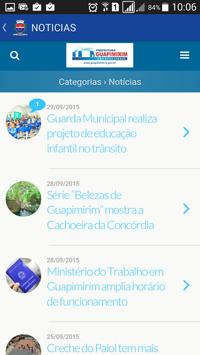 Prefeitura de Guapimirim apk screenshot