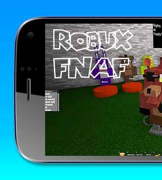 Guide for ROBLOX FNAF poster