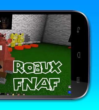 Guide for ROBLOX FNAF apk screenshot