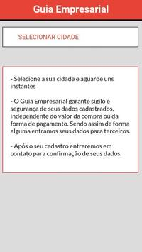 Guia Empresarial apk screenshot