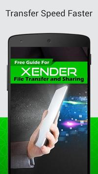Pro Xender File Transfer Tips apk screenshot
