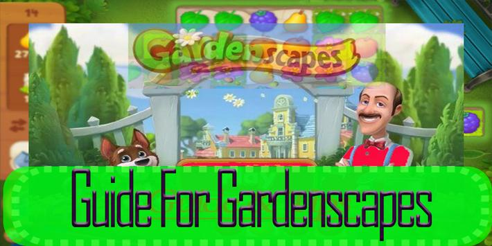 Tips Gardenscapes - New Acres poster