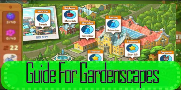 Tips Gardenscapes - New Acres apk screenshot