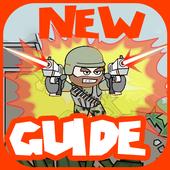 Guide Doodle Army Mini Militia icon
