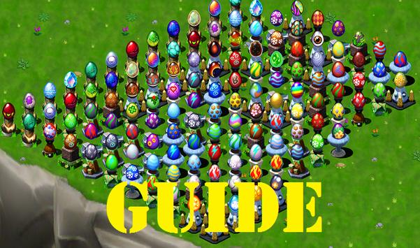 Guide for DragonVale poster