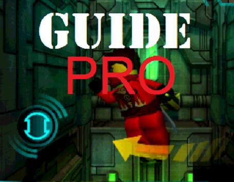 Guide for LEGO Ninjago REBOOT poster