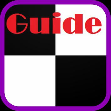 Guide for Piano Tiles poster