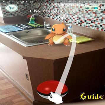 New Guide for Pokemon Go poster