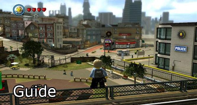 Guide LEGO City Undercover poster