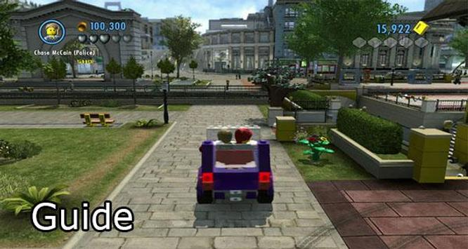 Guide LEGO City Undercover apk screenshot