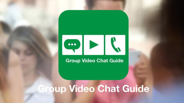 Group Video Chat Guide apk screenshot