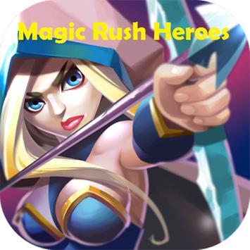 Guide Magic Rush Heroes poster