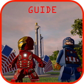 Guide LEGO Marvel's Avengers icon