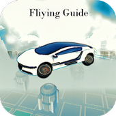 Guide For Flying Car Racing icon