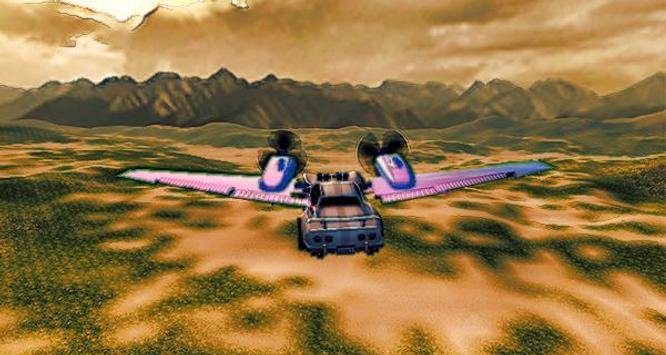 Guide For Flying Car Racing apk screenshot