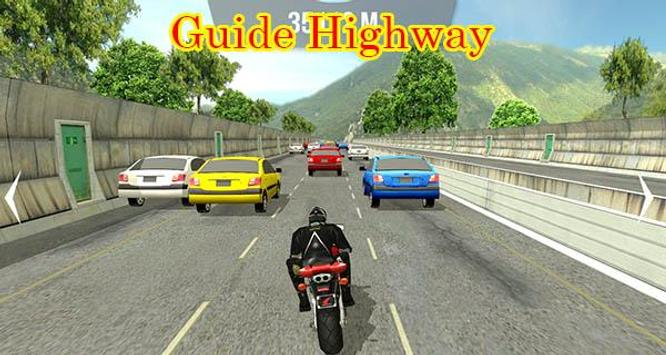 Guide Highway Traffic Rider poster