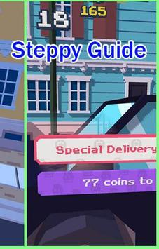 Guide For Steppy Pants poster