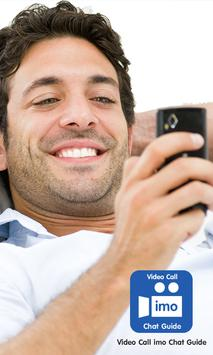 Video Call imo Chat Guide poster