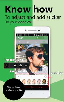 Free Azar Guide for Video Chat poster