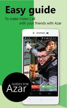 Free Azar Guide for Video Chat apk screenshot