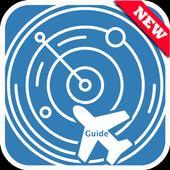 Guide Flightradar24 Flight New icon