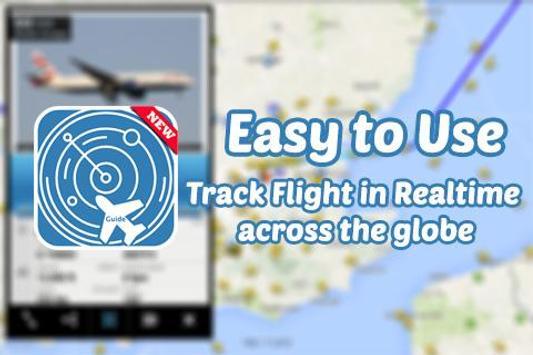 Guide Flightradar24 Flight New poster