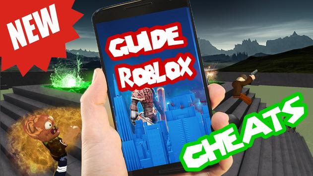 Guide Roblox and Cheat Robux poster