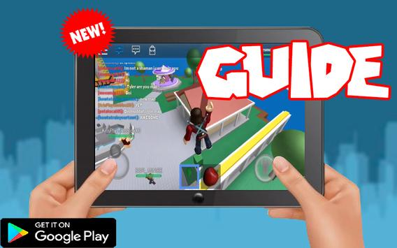 Guide Roblox and Cheat Robux apk screenshot
