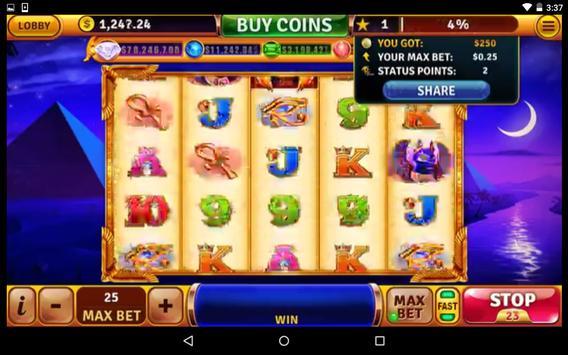 Slots Free Casino House Guide apk screenshot