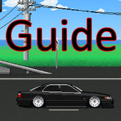 Guide-Pixel Car Racer &Cheats icon