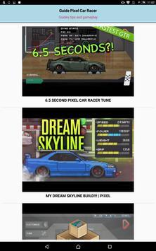 Guide-Pixel Car Racer &Cheats apk screenshot